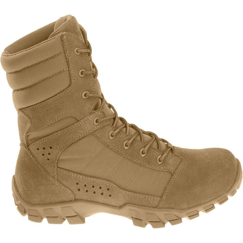 ベイツ Bates メンズ ブーツ シューズ・靴【Cobra 8'' Hot Weather Tactical Boots】Coyote