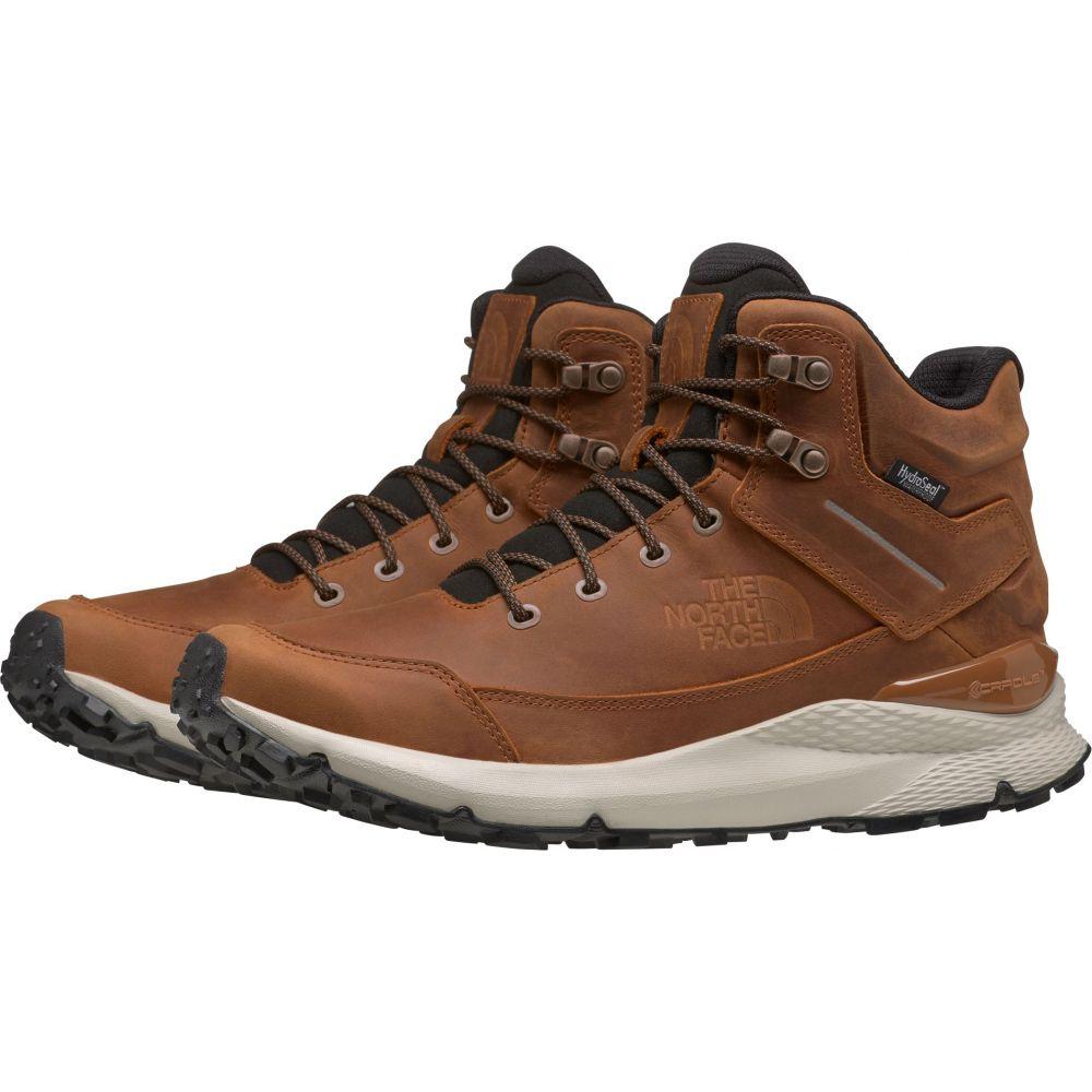 ザ ノースフェイス The North Face メンズ ハイキング・登山 ブーツ シューズ・靴【Vals Mid Leather Waterproof Hiking Boots】Caramel Cafe