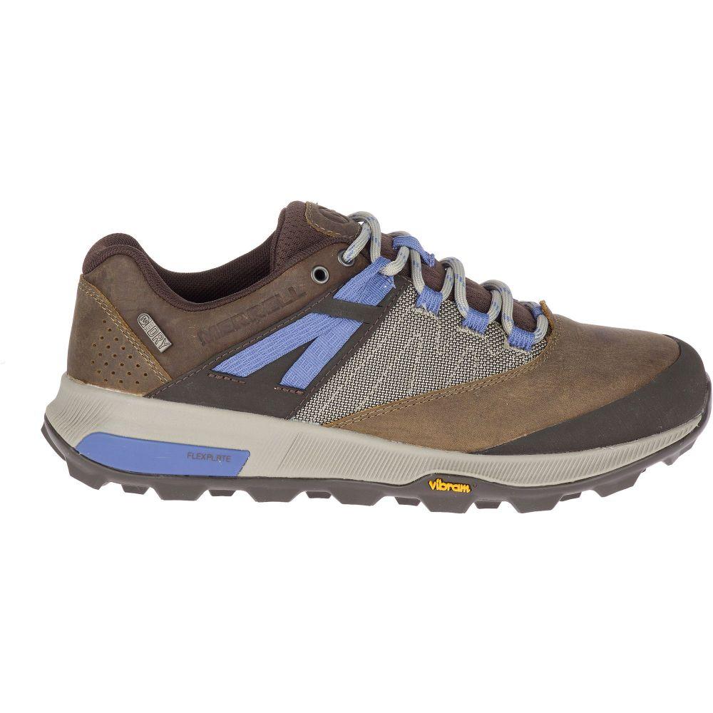 メレル Merrell レディース ハイキング・登山 シューズ・靴【Zion Waterproof Hiking Shoes】Cloudy