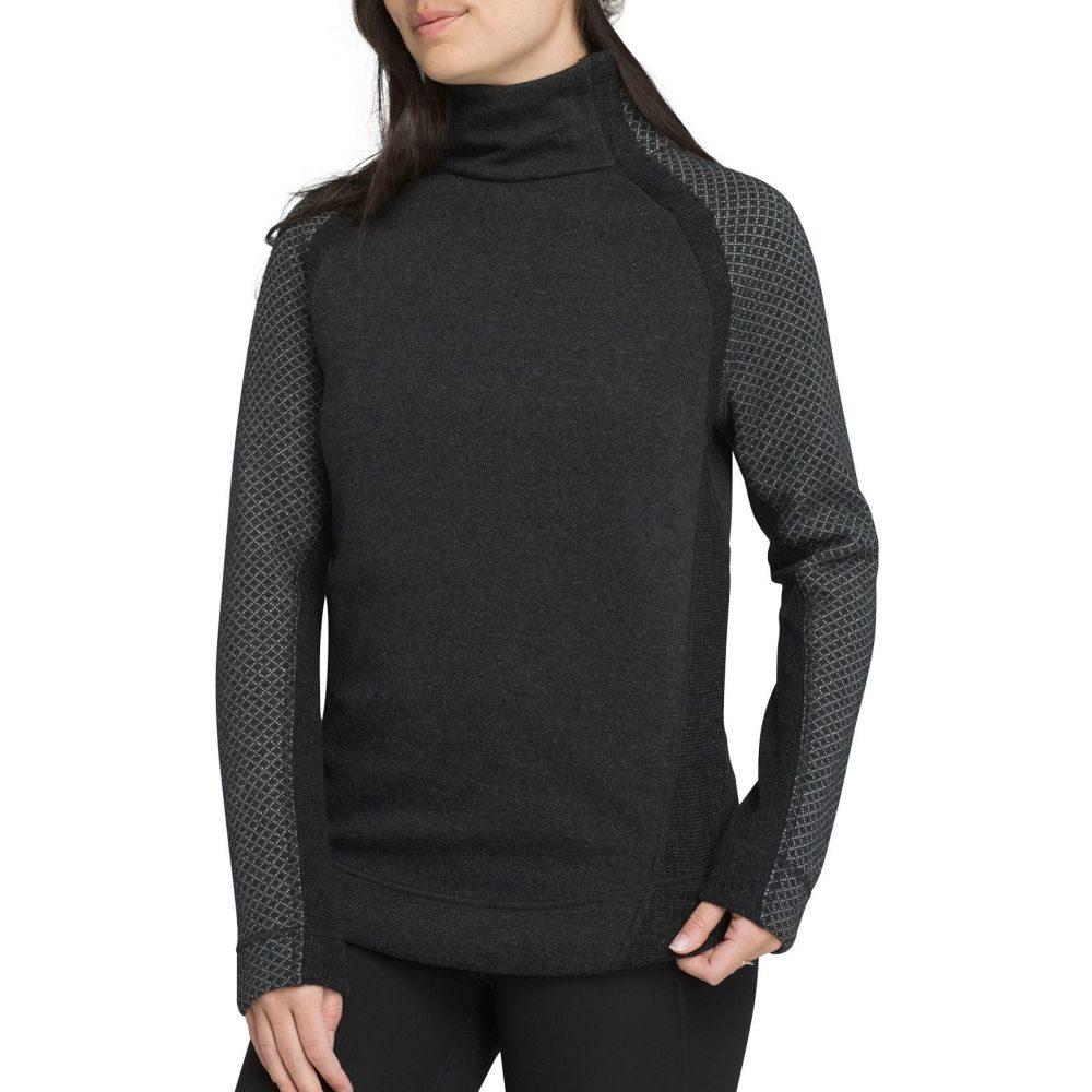 プラーナ prAna レディース ニット・セーター トップス【Brandie Sweater】Charcoal Heather