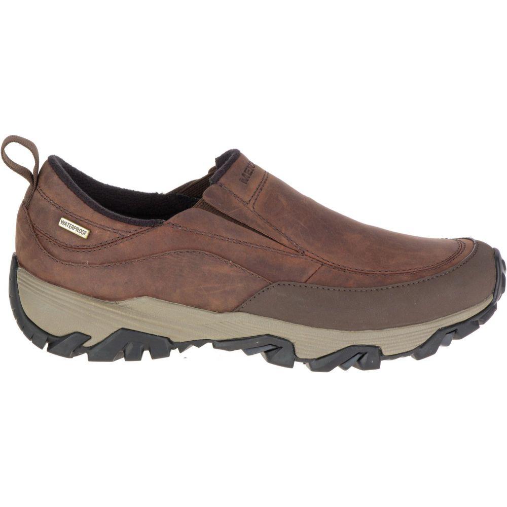 メレル Merrell レディース シューズ・靴 【Coldpack Ice+ Moc Waterproof Winter Shoes】Cinnamon
