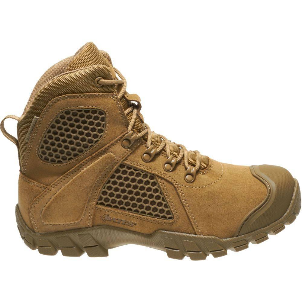 ベイツ Bates メンズ ブーツ ワークブーツ シューズ・靴【Shock FX Work Boots】Coyote