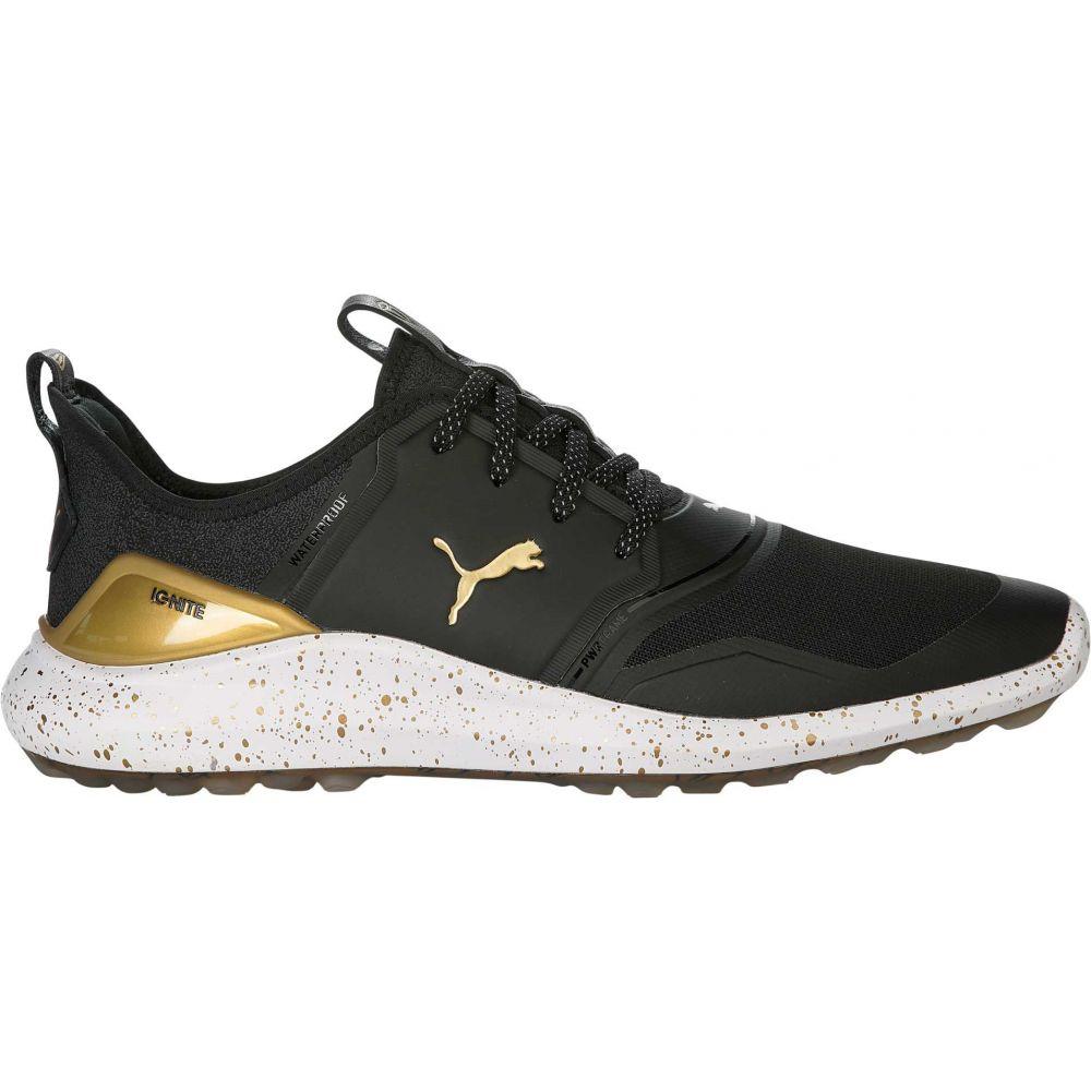 プーマ PUMA メンズ ゴルフ シューズ・靴【Limited Edition IGNITE NXT Golf Shoes】Puma Black