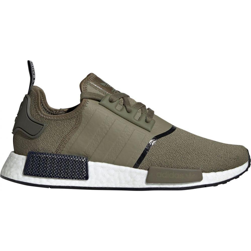 アディダス adidas メンズ スニーカー シューズ・靴【Originals NMD_R1 Shoes】Khaki/Black