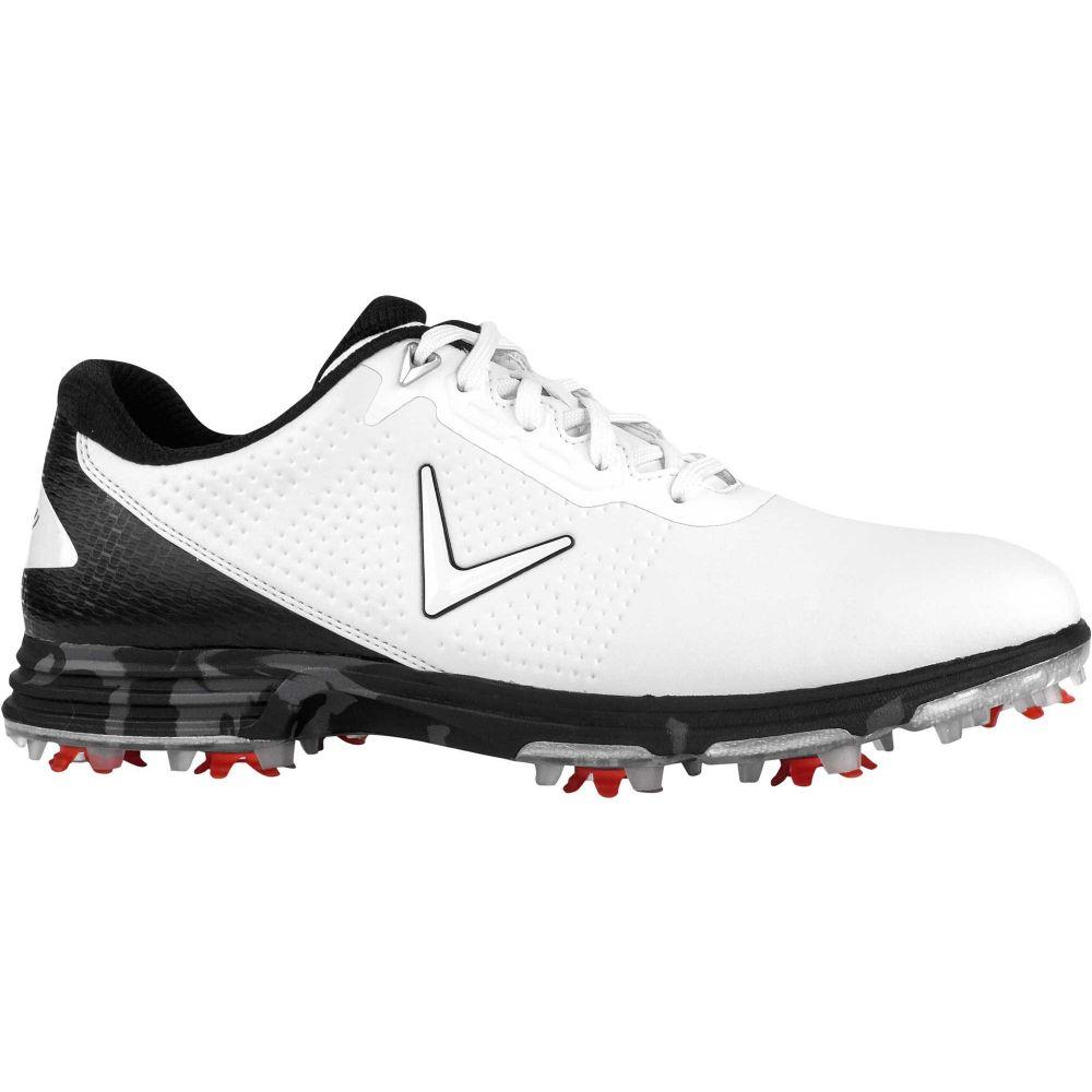 キャロウェイ Callaway メンズ ゴルフ シューズ・靴【Coronado Golf Shoes】White/Multi