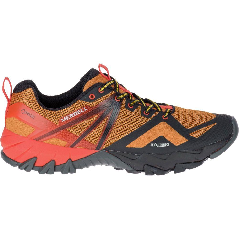 メレル Merrell メンズ ハイキング・登山 シューズ・靴【MQM Flex GORE-TEX Hiking Shoes】Old Gold