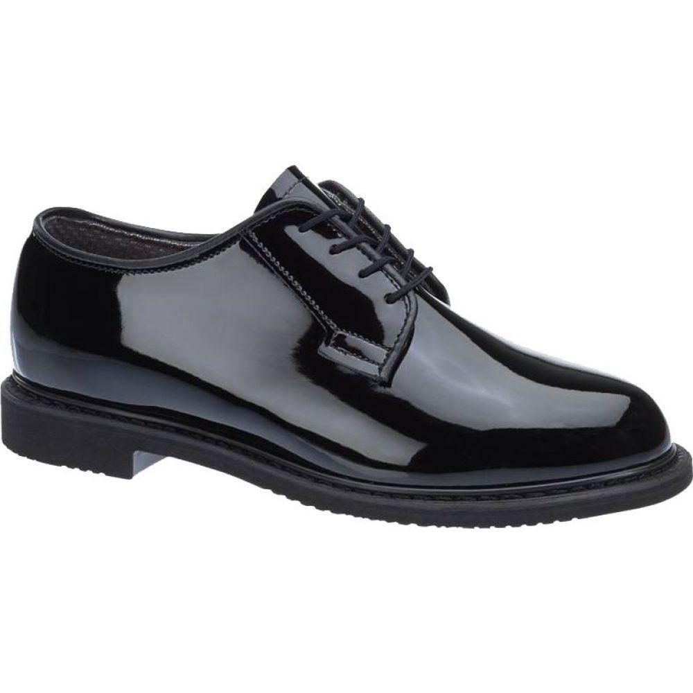 ベイツ Bates メンズ シューズ・靴 【Lites High Gloss Oxford Shoes】Black