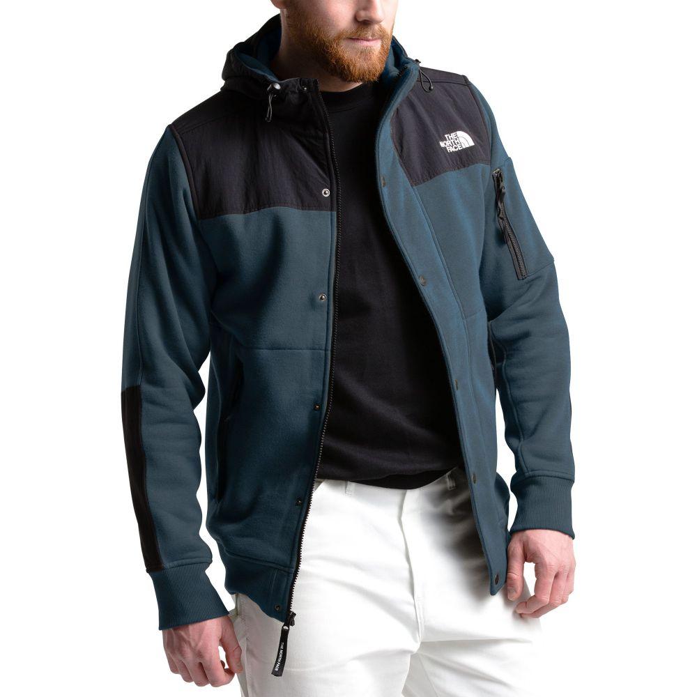ザ ノースフェイス The North Face メンズ フリース トップス【Sherpa Lined Rivington Fleece Jacket】Urban Navy