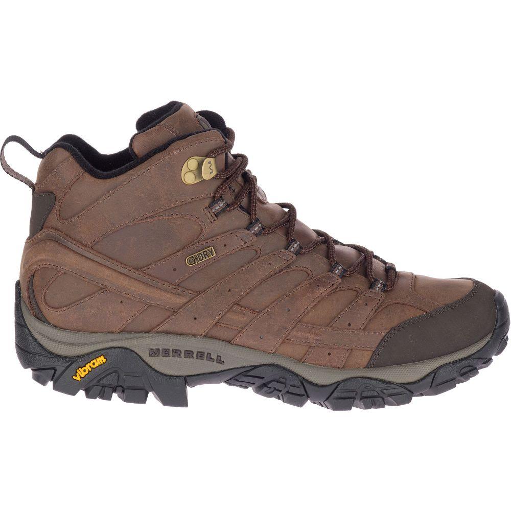 メレル Merrell メンズ ハイキング・登山 ブーツ シューズ・靴【Moab 2 Prime Mid Waterproof Hiking Boots】Mist