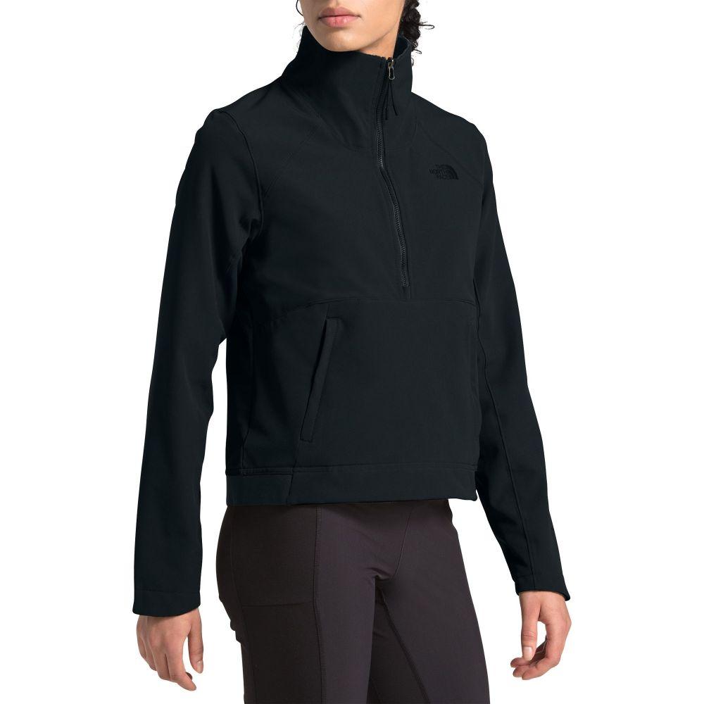 ザ ノースフェイス The North Face レディース フリース トップス【Reversible Shelbe Raschel Fleece Pullover】TNF Black/TNF Black