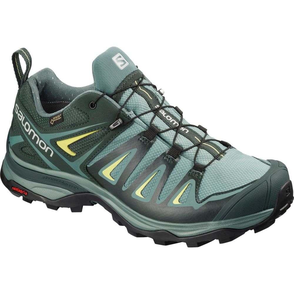 サロモン Salomon レディース ハイキング・登山 シューズ・靴【X Ultra 3 GTX Waterproof Hiking Shoes】Arctic