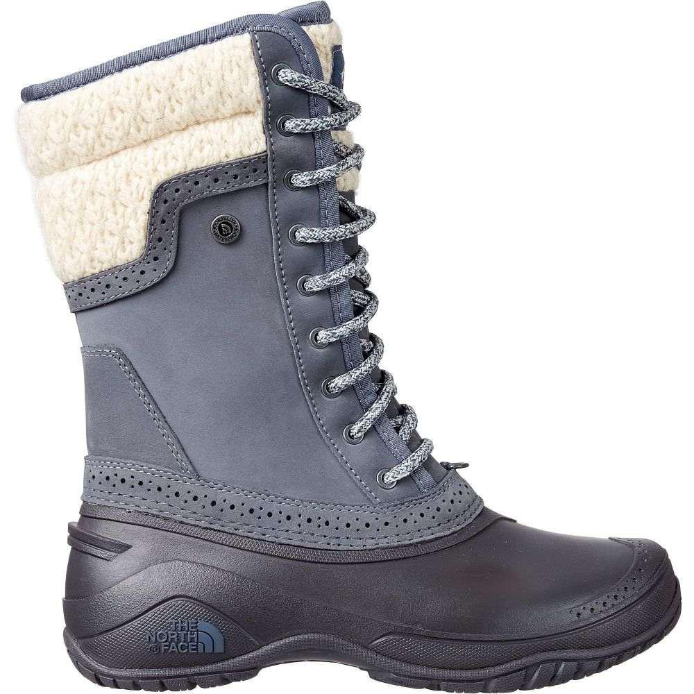 ザ ノースフェイス The North Face レディース ブーツ ウインターブーツ シューズ・靴【Shellista II Mid 200g Waterproof Winter Boots】Grisaille Grey