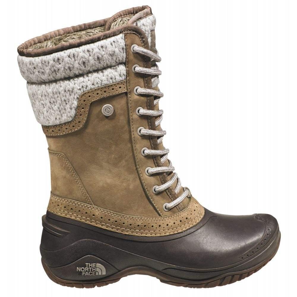 ザ ノースフェイス The North Face レディース ブーツ ウインターブーツ シューズ・靴【Shellista II Mid 200g Waterproof Winter Boots】Split Rock/Dove Grey