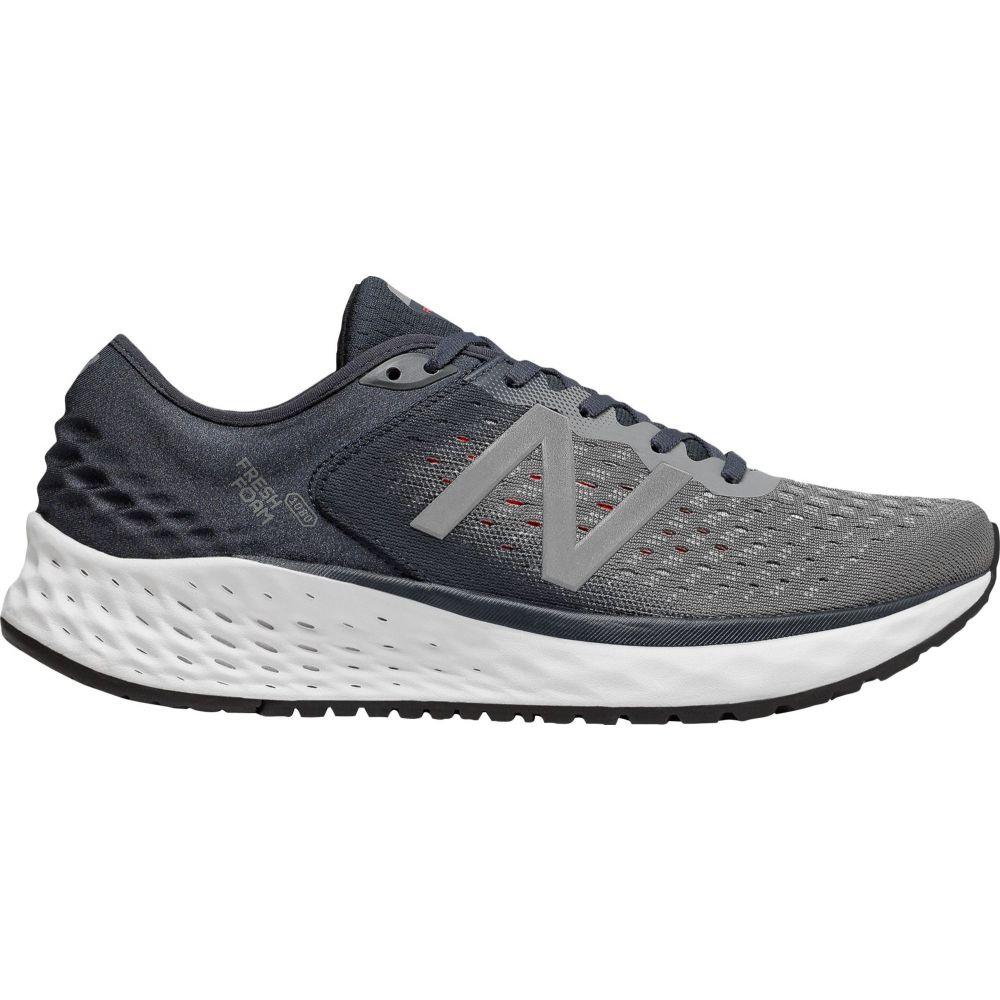 ニューバランス New Balance メンズ ランニング・ウォーキング シューズ・靴【1080v9 Running Shoes】Grey/Red