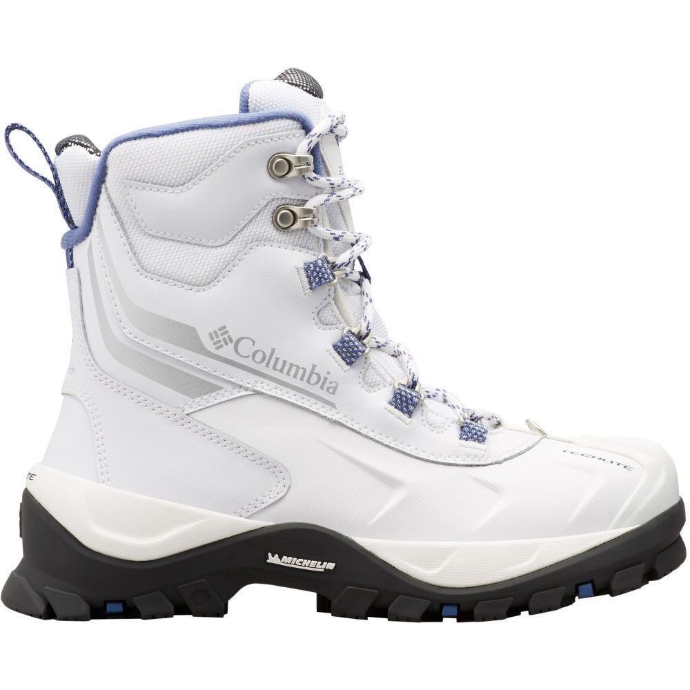 コロンビア Columbia レディース ブーツ ウインターブーツ シューズ・靴【Bugaboot Plus IV Omni-Heat 200g Waterproof Winter Boots】White