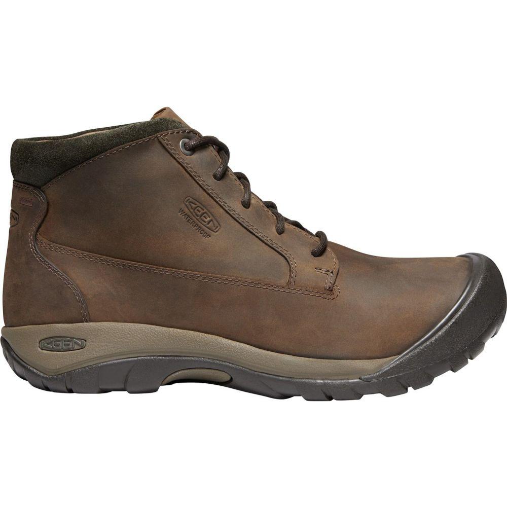 キーン Keen メンズ シューズ・靴 【KEEN Austin Casual Shoes】Chocolate Brown