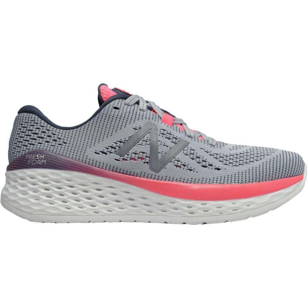 ニューバランス New Balance レディース ランニング・ウォーキング シューズ・靴【Fresh Foam More Running Shoes】Grey/Pink