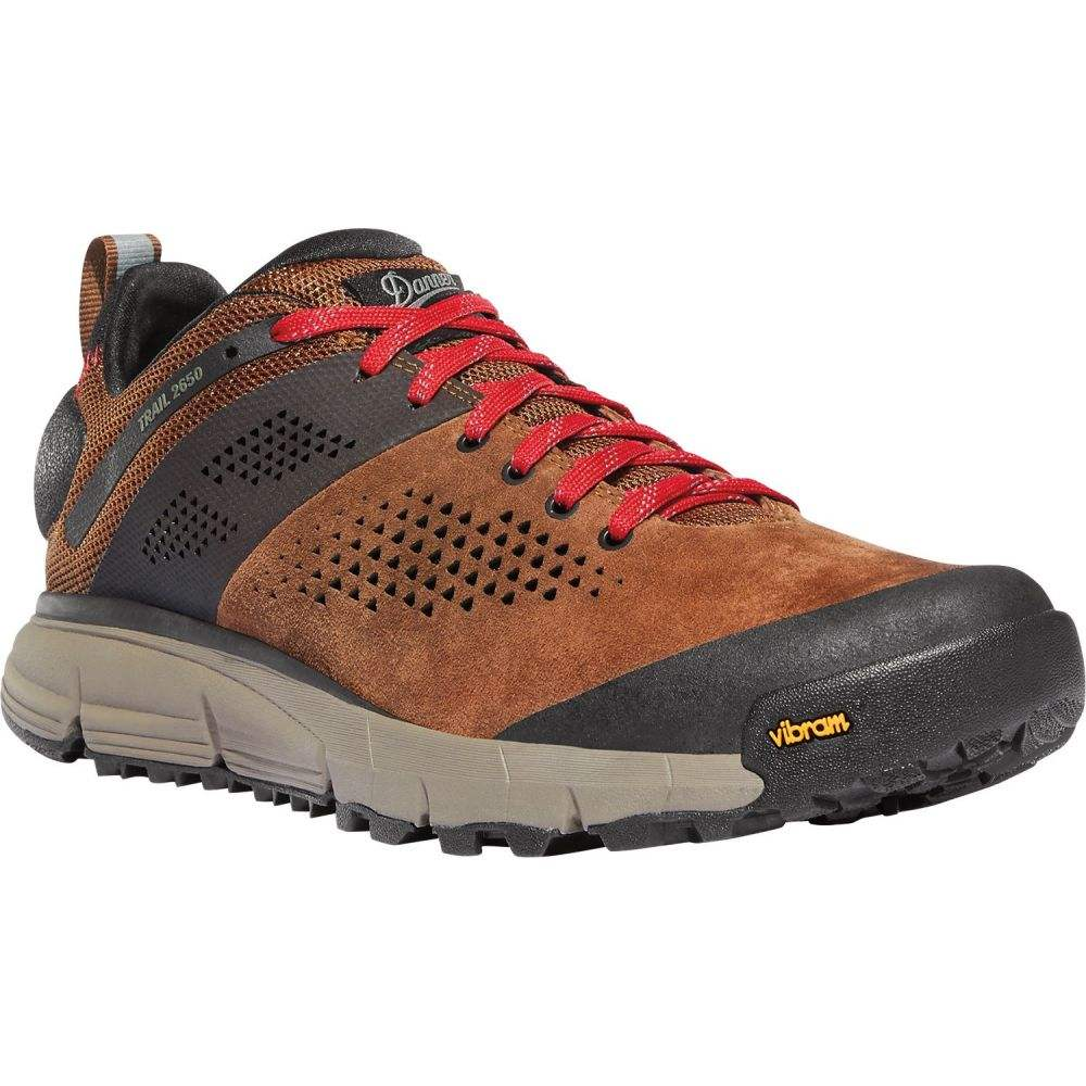 ダナー Danner メンズ ハイキング・登山 シューズ・靴【Trail 2650 3'' Hiking Shoes】Brown/Red