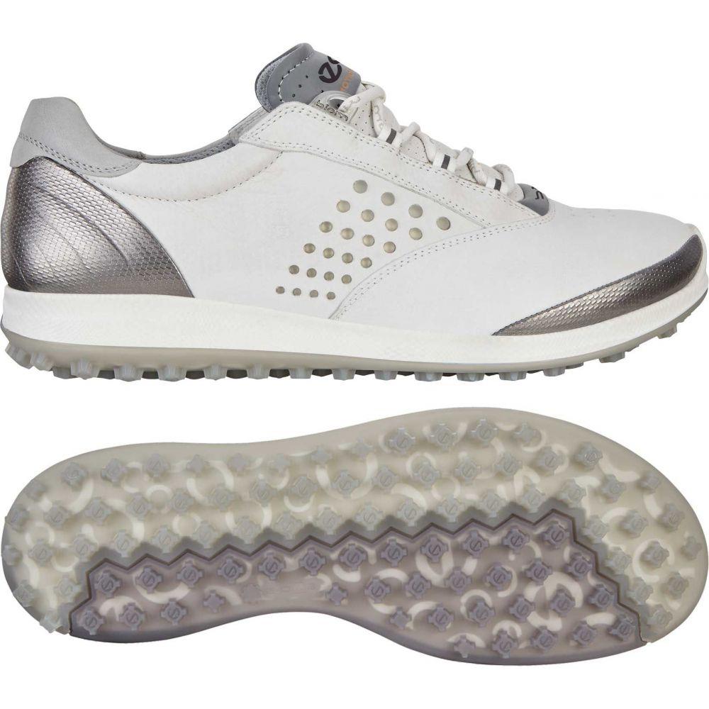 エコー ECCO レディース ゴルフ シューズ・靴【BIOM Hybrid 2 Golf Shoes】White
