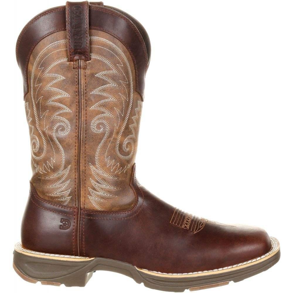 海外並行輸入正規品 デュランゴ Durango メンズ ブーツ ウェスタンブーツ シューズ・靴【UltraLite Waterproof Western Boots】Brown Leather, カメラ用品メーカー直営店-Metrix- a3794368