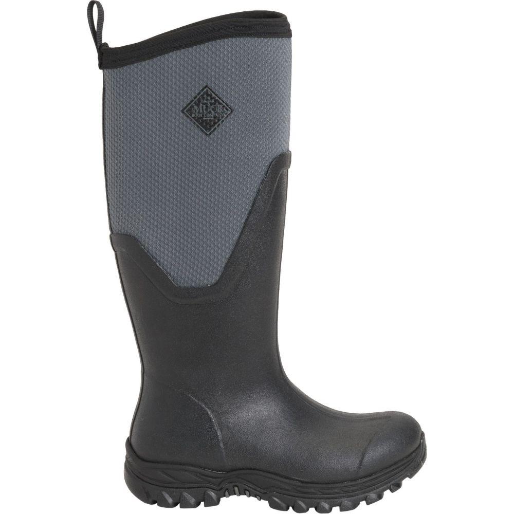 マックブーツ Muck Boots レディース ブーツ ウインターブーツ シューズ・靴【Arctic Sport II Tall Waterproof Winter Boots】Grey