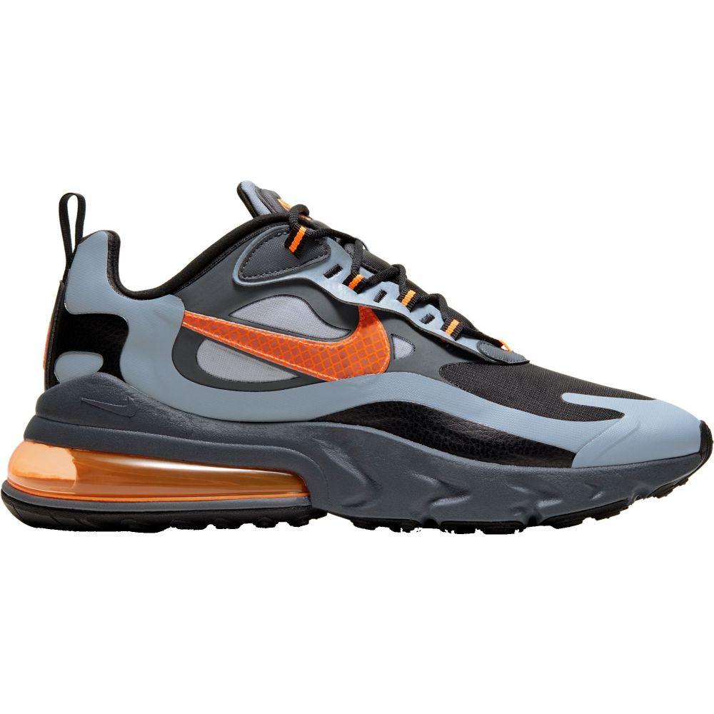 ナイキ Nike メンズ スニーカー エアマックス 27 シューズ・靴【Air Max 270 React Winterized Shoes】Wolf Grey/Blk/Orange/Grey