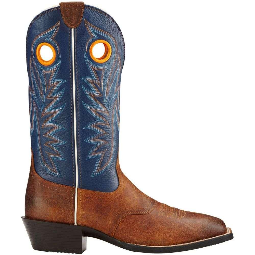 【セール 登場から人気沸騰】 アリアト Ariat メンズ ブーツ ウェスタンブーツ シューズ・靴【Sport Outrider Western Boots】Pinecone Brown, 理研軽金属工業株式会社 71b5c22f