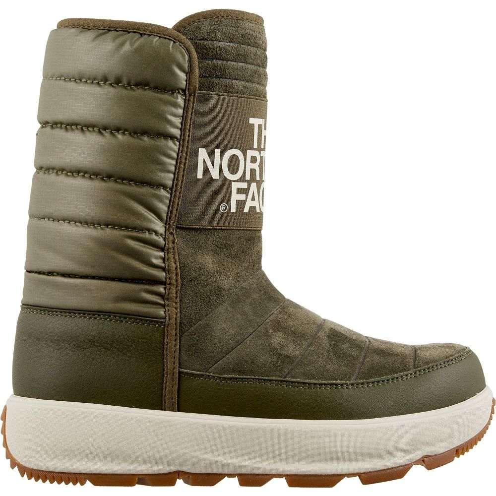 ザ ノースフェイス The North Face レディース ブーツ ウインターブーツ シューズ・靴【Ozone Park Winter Pull-On 200g Waterproof Winter Boots】New Taupe Green