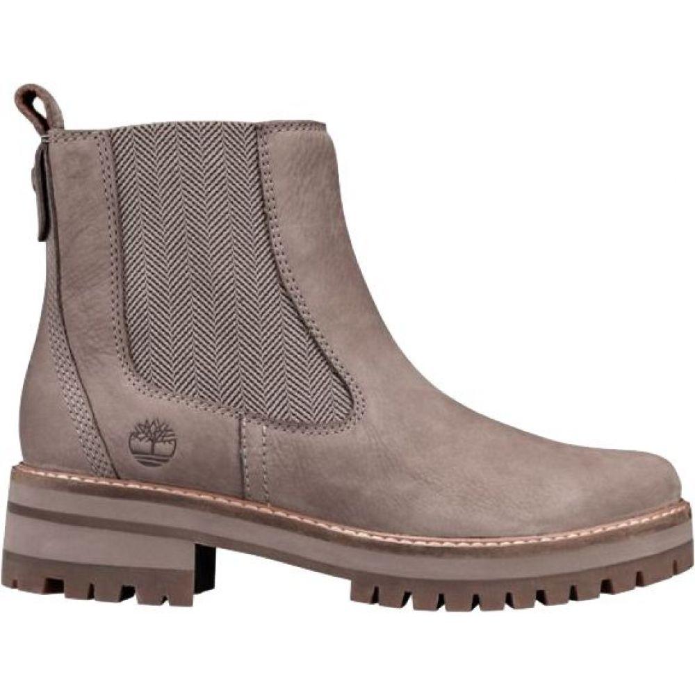 ティンバーランド Timberland レディース ブーツ チェルシーブーツ シューズ・靴【Courmayeur Valley Chelsea Boots】Grey