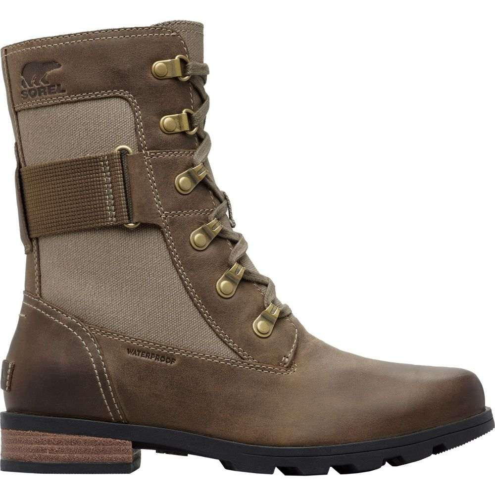 ソレル SOREL レディース ブーツ シューズ・靴【Emelie Conquest Waterproof Casual Boots】Major