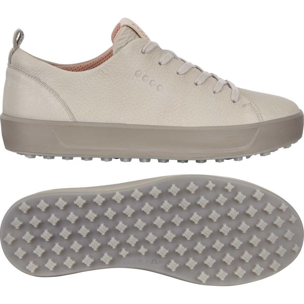 エコー ECCO レディース ゴルフ シューズ・靴【Casual Hybrid Golf Shoes】Oyster