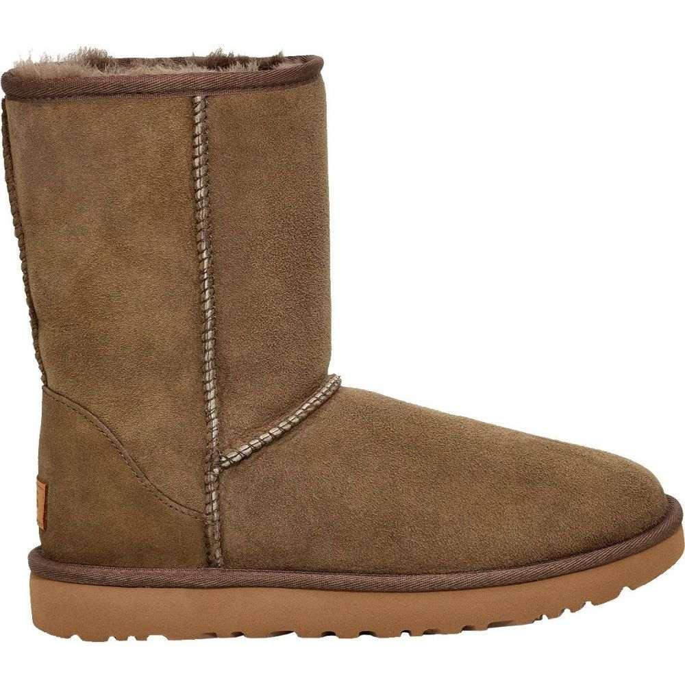 アグ UGG レディース ブーツ ウインターブーツ シューズ・靴【Australia Classic Short II Winter Boots】Eucalyptus