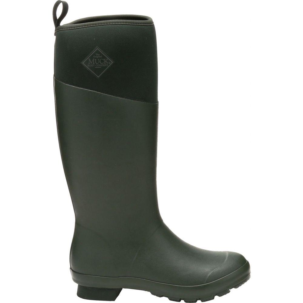 マックブーツ Muck Boots レディース ブーツ ウインターブーツ シューズ・靴【Tremont Tall Waterproof Winter Boots】Deep Forest