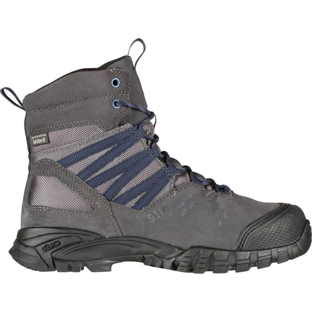 5.11 タクティカル 5.11 Tactical メンズ ブーツ シューズ・靴【Union 6'' Waterproof Tactical Boots】Flint