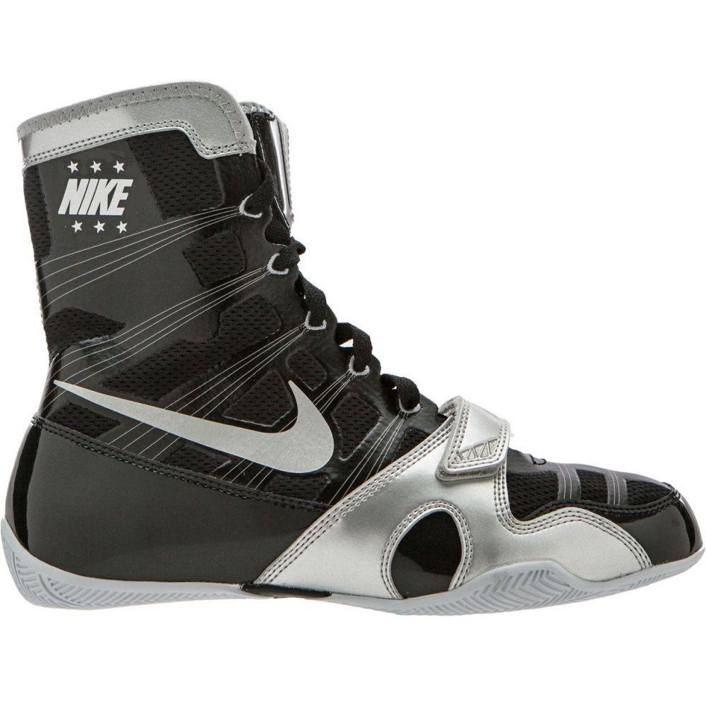 ナイキ Nike メンズ シューズ・靴 【HyperKO Boxing Shoes】Black/Silver
