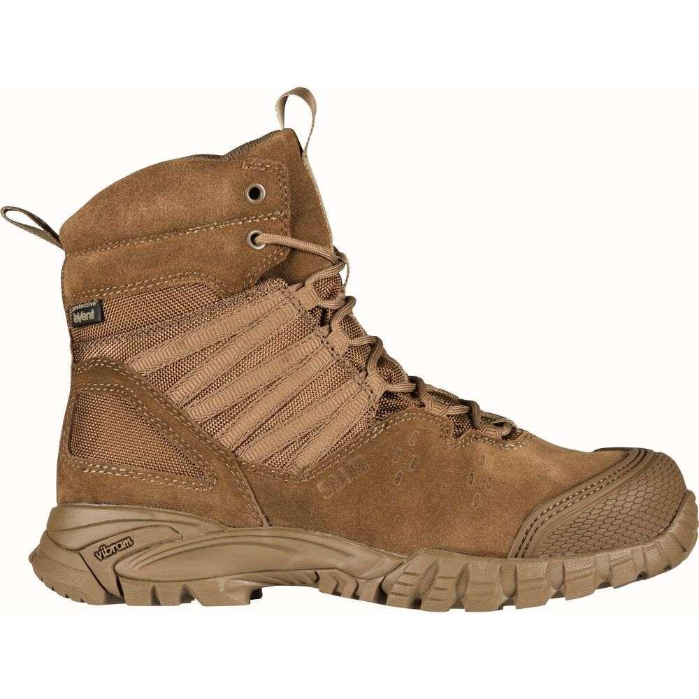 5.11 タクティカル 5.11 Tactical メンズ ブーツ シューズ・靴【Union 6'' Waterproof Tactical Boots】Dark Coyote