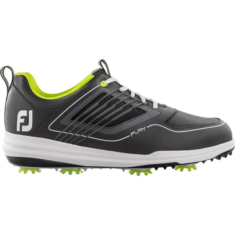 フットジョイ FootJoy メンズ ゴルフ シューズ・靴【Fury Golf Shoes】Grey/Lime