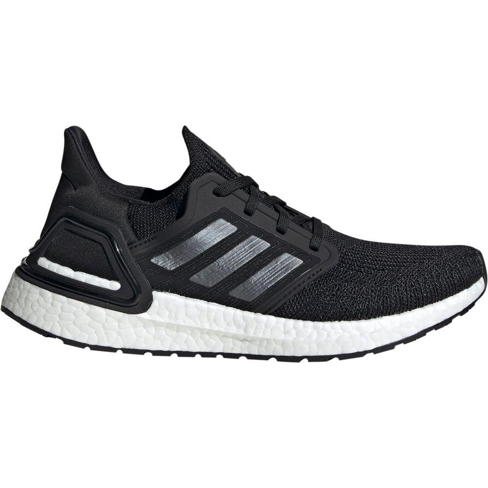 アディダス adidas レディース ランニング・ウォーキング シューズ・靴【Ultraboost 20 Running Shoes】Black/White