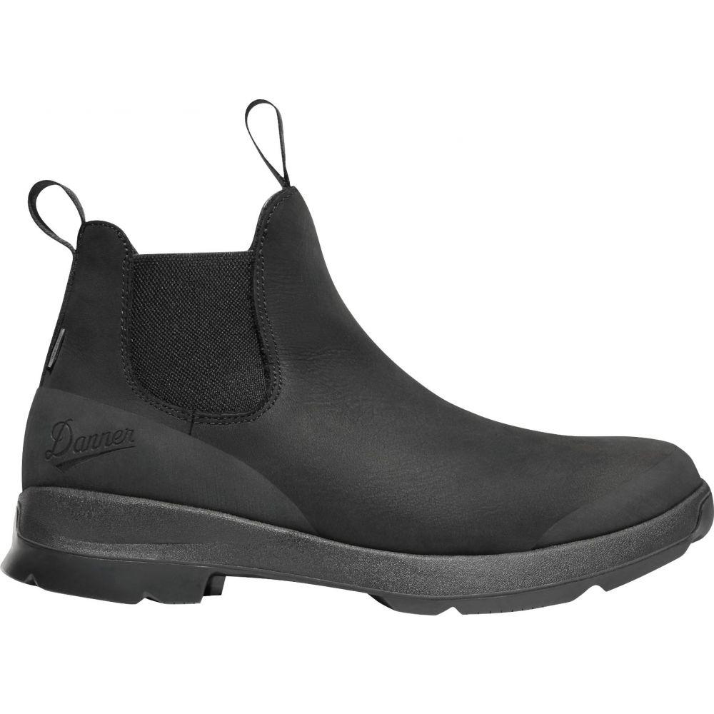 ダナー Danner メンズ ハイキング・登山 チェルシーブーツ ブーツ シューズ・靴【Pub Garden 4.5'' Chelsea Waterproof Hiking Boots】Jet Black