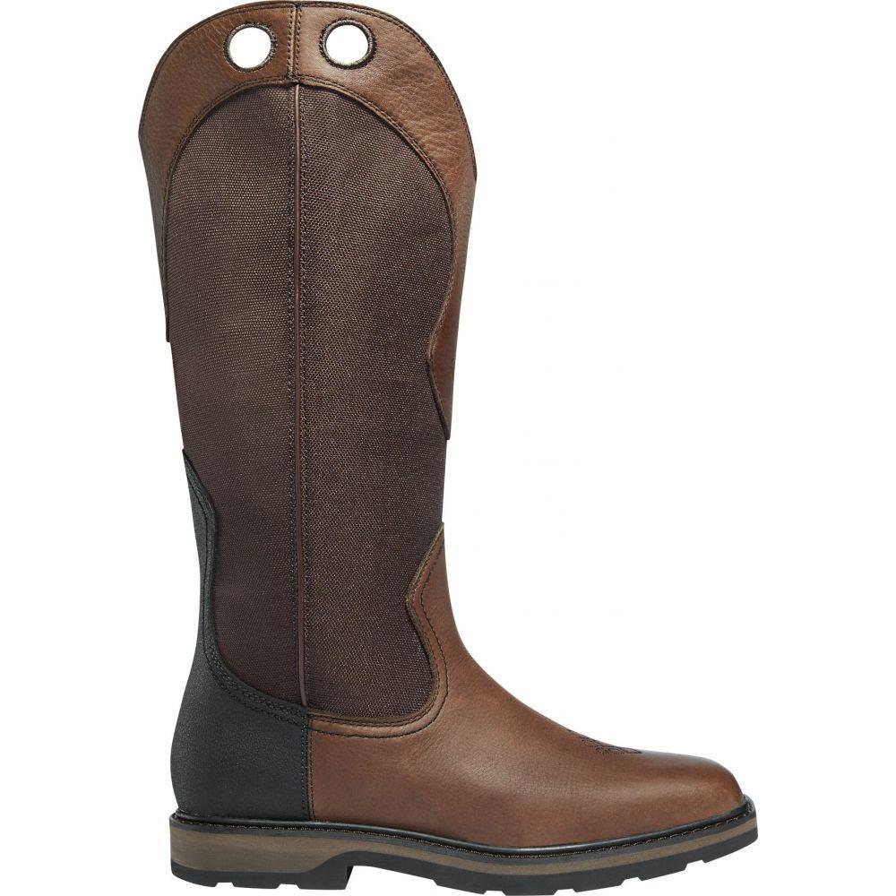ラクロッセ LaCrosse メンズ 陸上 シューズ・靴【Snake Country Waterproof Snake Boots】Brown