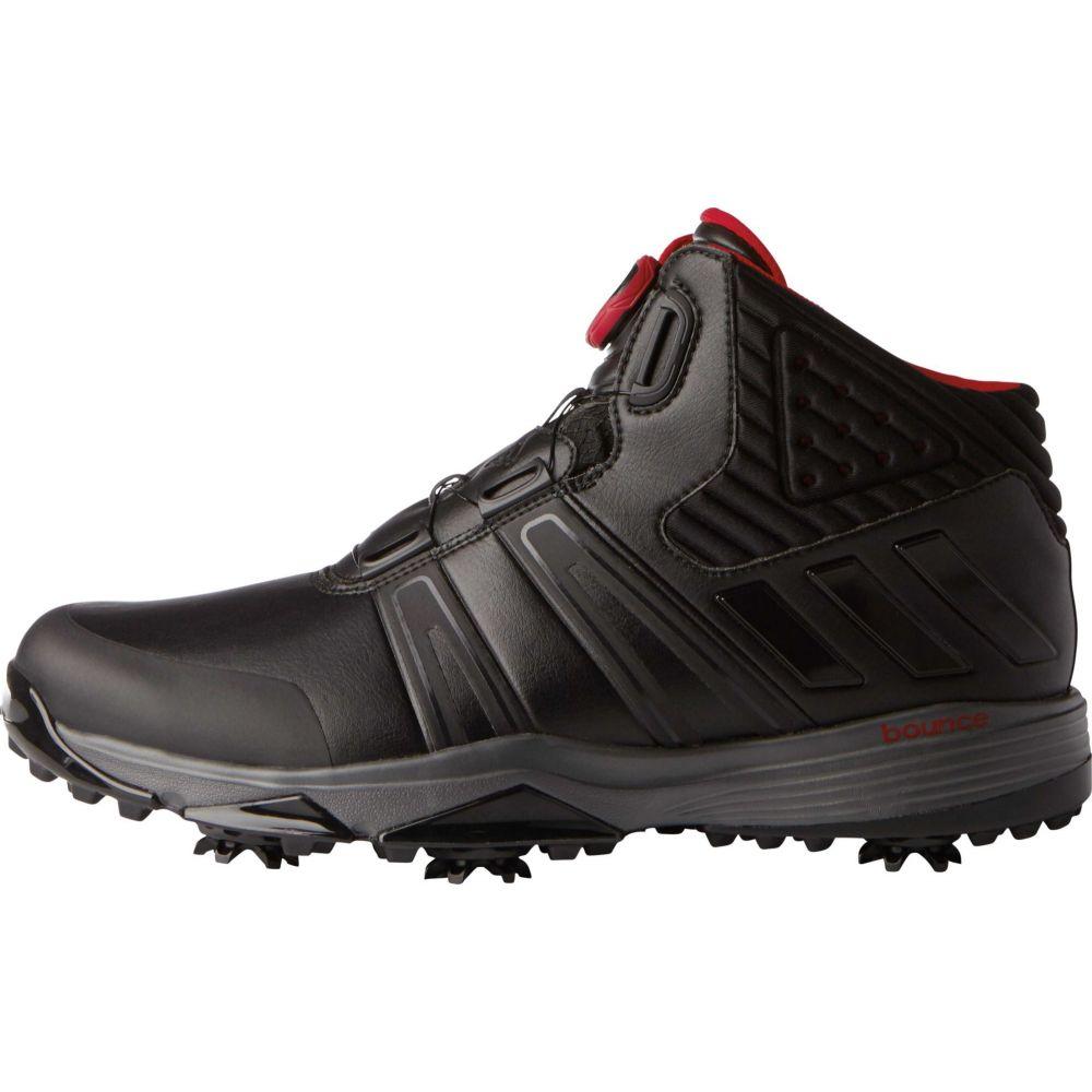 アディダス adidas メンズ ゴルフ シューズ・靴【climaproof BOA Golf Shoes】黒
