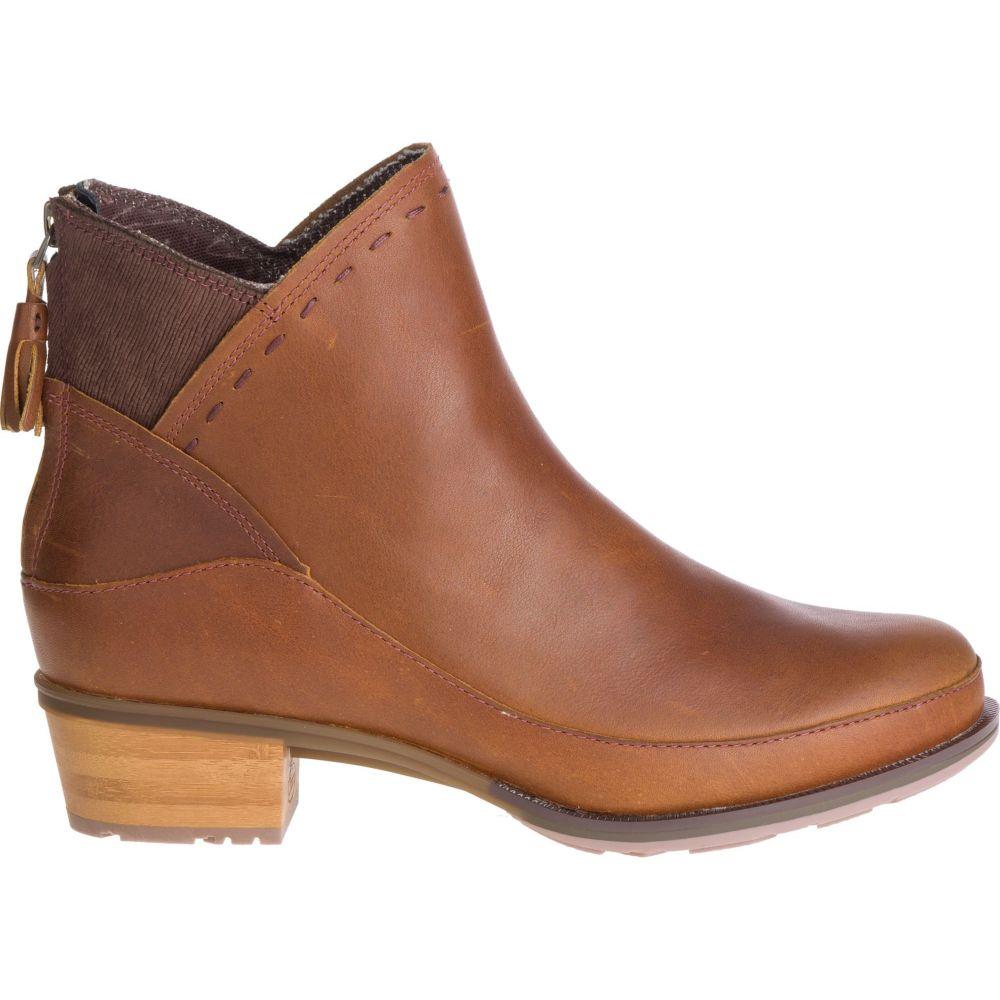 チャコ Chaco レディース ブーツ ショートブーツ シューズ・靴【Cataluna Leather Ankle Boots】Ochre