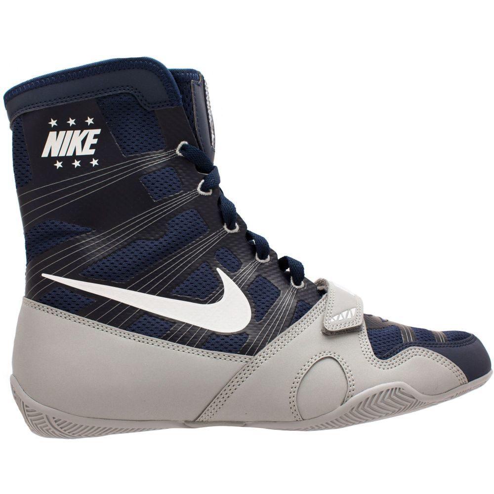 ナイキ Nike メンズ シューズ・靴 【HyperKO Boxing Shoes】Navy/Grey