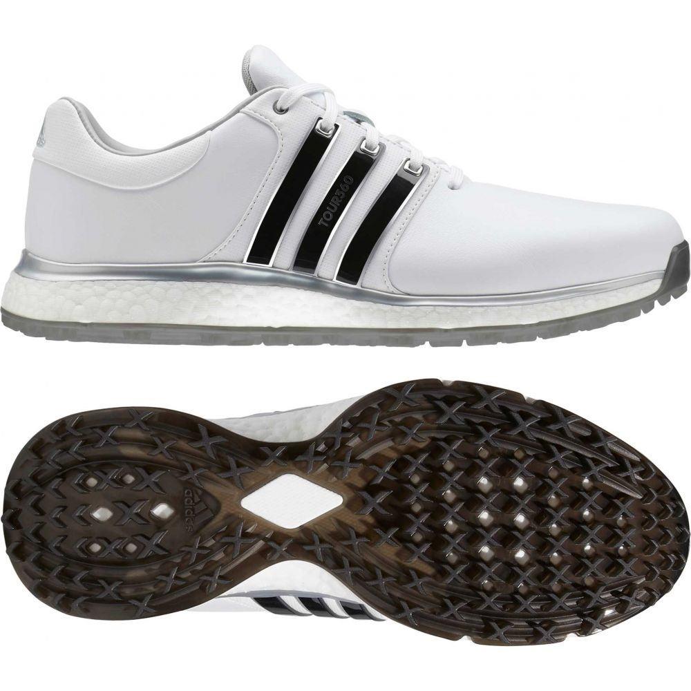 アディダス adidas メンズ ゴルフ シューズ・靴【TOUR360 XT SL Golf Shoes】White/Silver