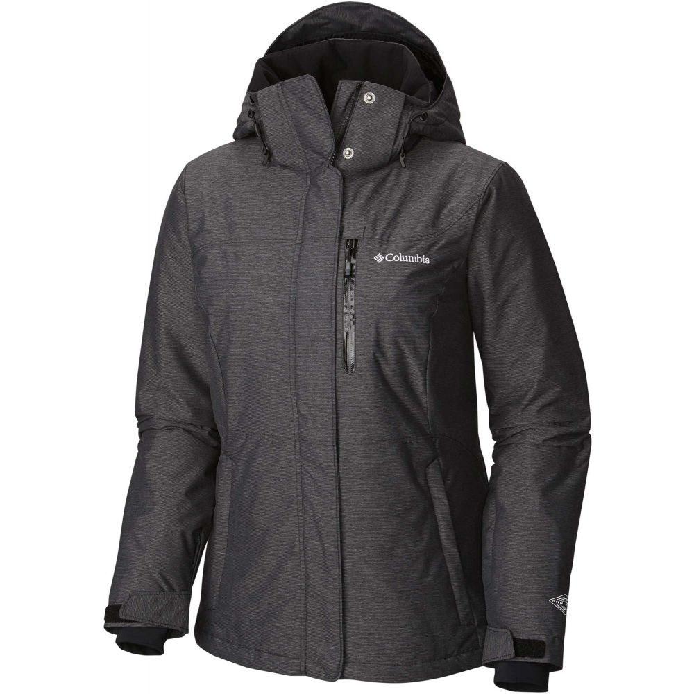 コロンビア Columbia レディース ジャケット アウター【Alpine Action Omni-Heat Jacket】Black
