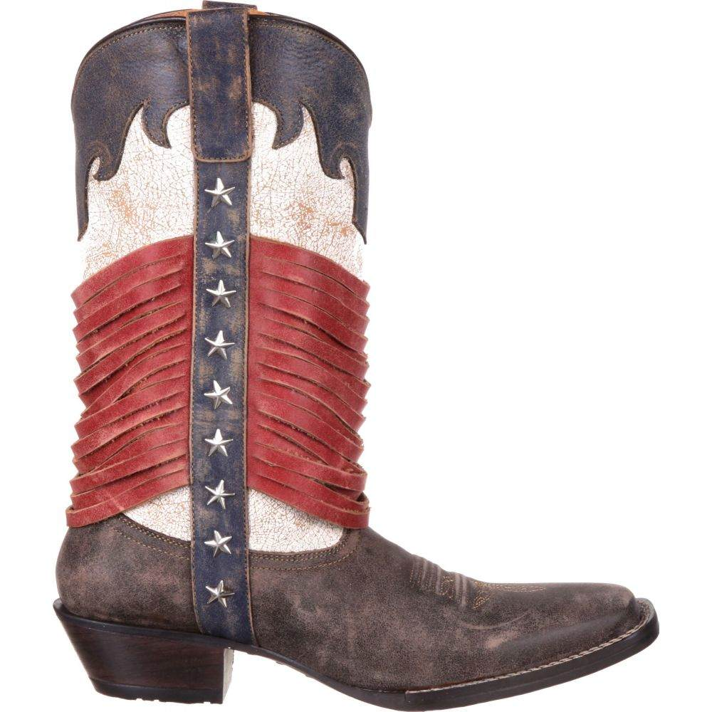 デュランゴ Durango レディース ブーツ ウェスタンブーツ シューズ・靴【Dream Catcher Americana Fringe Western Boots】Classic Americana