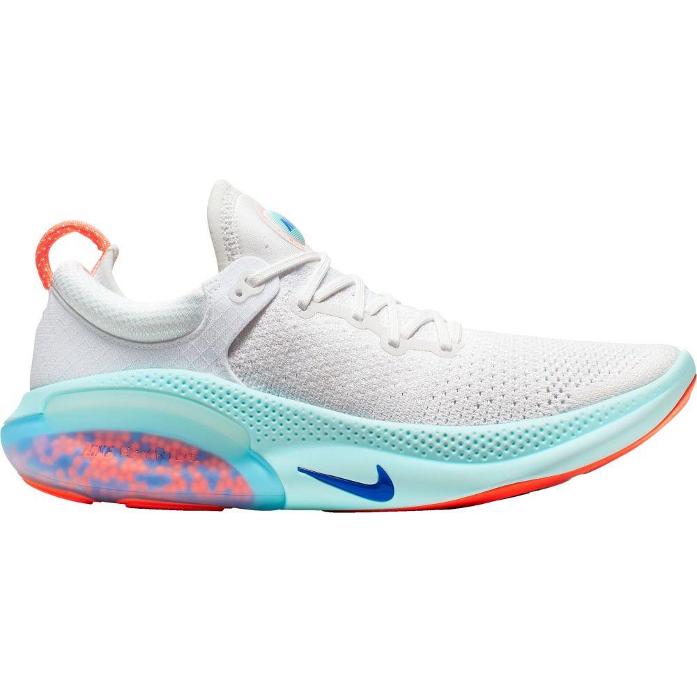 ナイキ Nike メンズ ランニング・ウォーキング シューズ・靴【Joyride Run Flyknit Running Shoes】White/Racer Blue