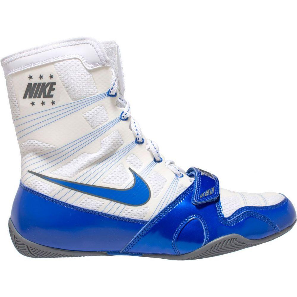 ナイキ Nike メンズ シューズ・靴 【HyperKO Boxing Shoes】White/Blue
