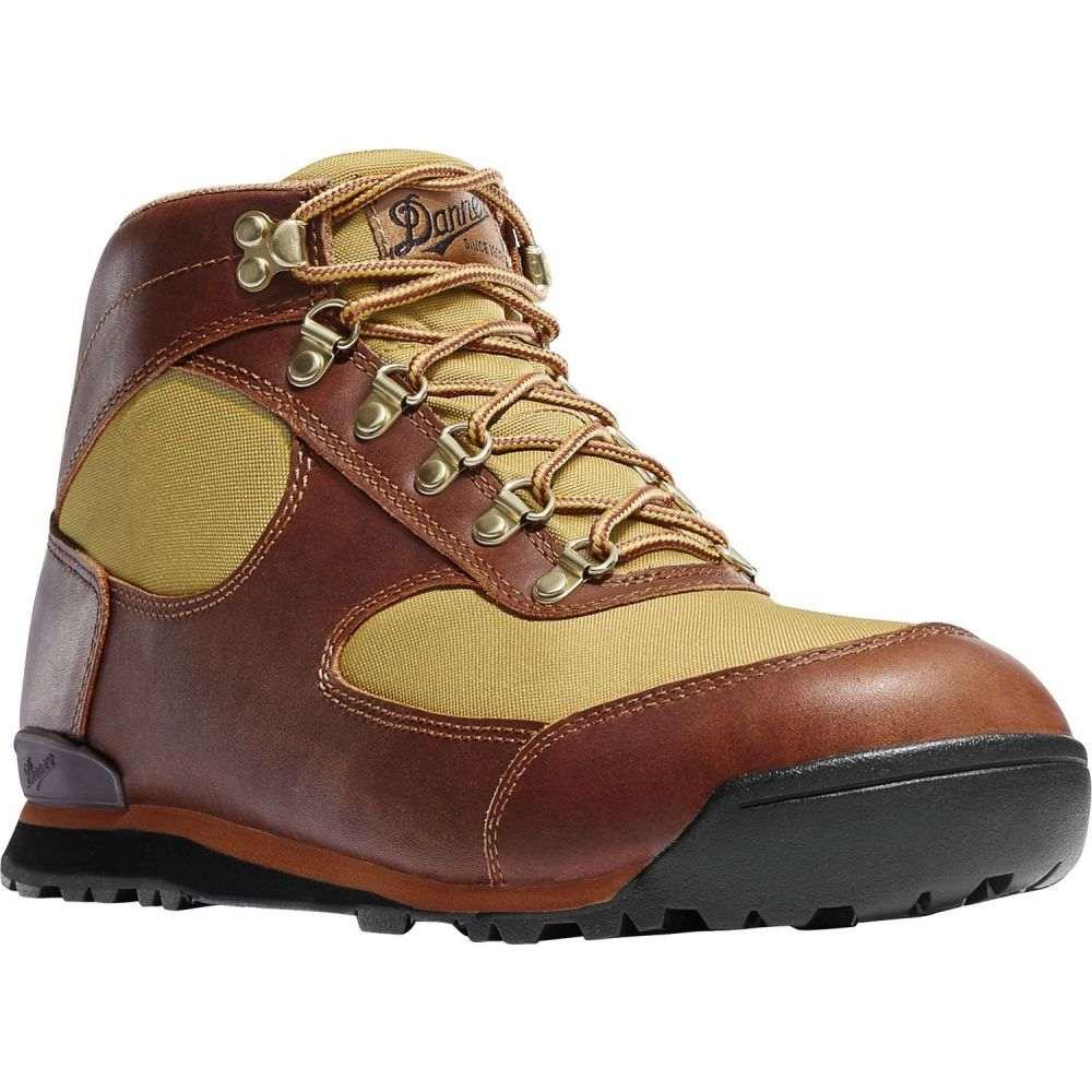 ダナー Danner メンズ ハイキング・登山 ブーツ シューズ・靴【Jag 4.5'' Leather Waterproof Hiking Boots】Brown/Khaki