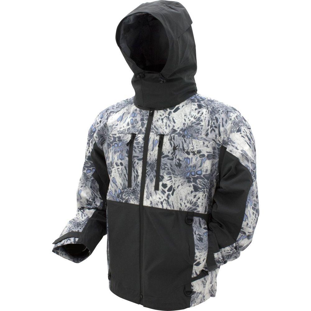 フロッグトッグス frogg toggs メンズ ジャケット アウター【Pilot II Guide Rain Jacket (Regular and Big & Tall)】Silver Mist